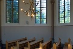 kapel binnen zijkant