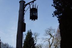 lantaarn voor kapel