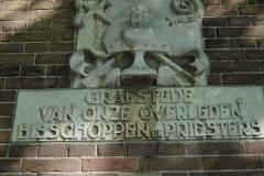 ingang crypte