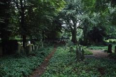 oud protestant gedeelte