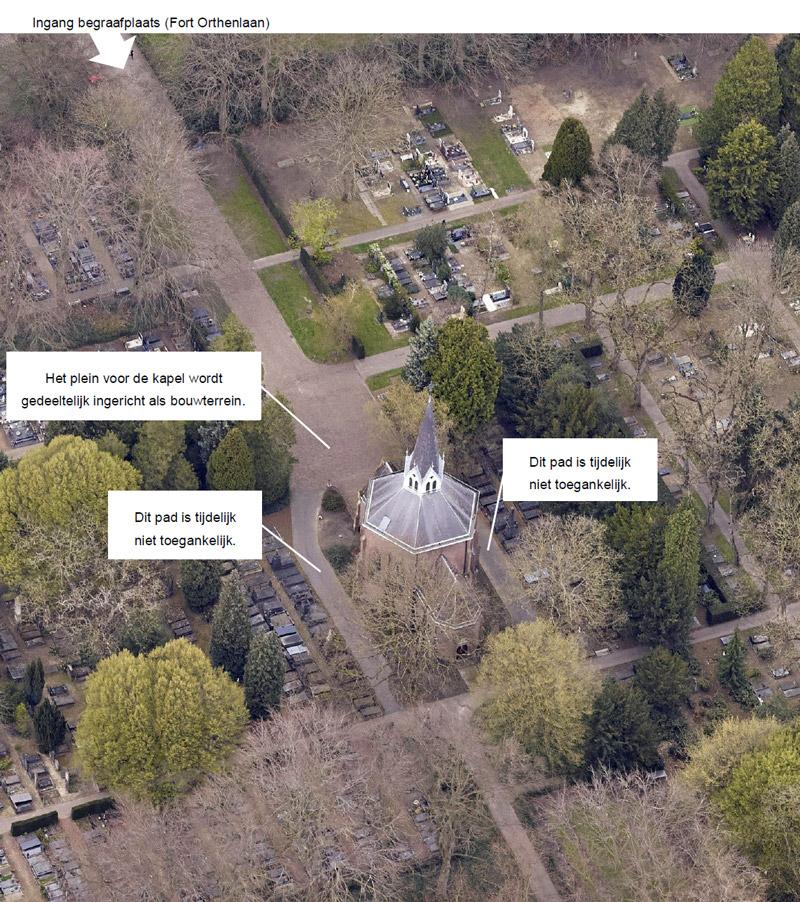 Nieuws Begraafplaats Orthen
